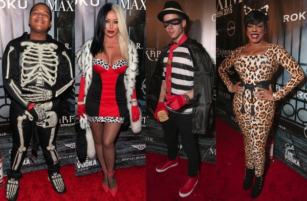 ({Getty Images})Maxim Halloween